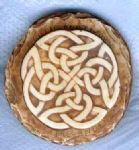 Celtic Knotwork Fridge Magnet